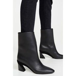 Salvatore Ferragamo Amatea 70mm Leather Boots